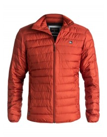 Quiksilver Waterafstotend Pufferjack Scaly Full afbeelding