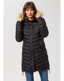 Superdry Parka Chevron Fur Super Fuji Jacket afbeelding