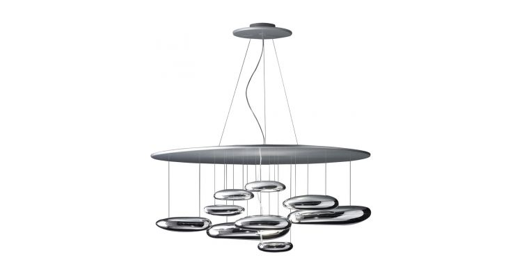 Image Artemide Mercury Sospensione Suspension Hanglamp