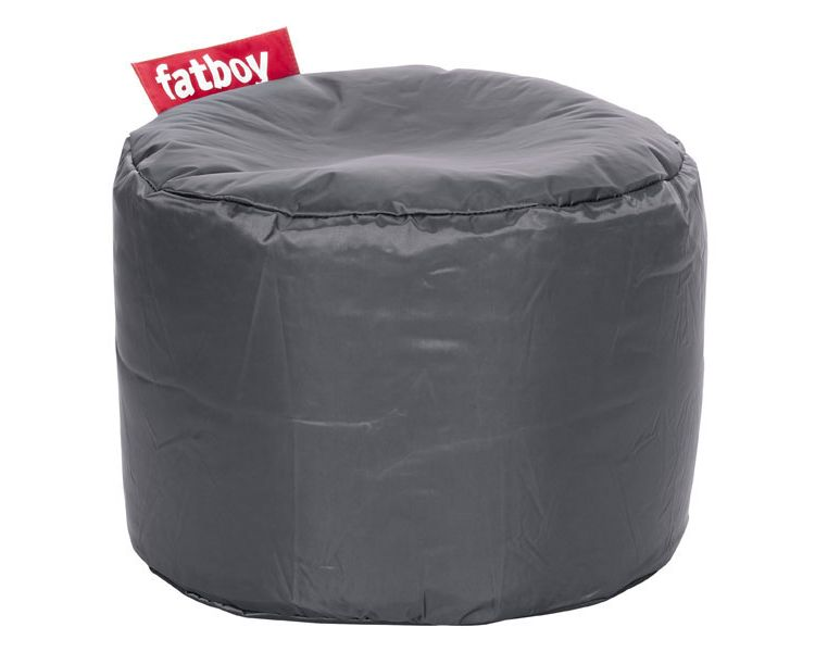 Image Fatboy Point Pouf-donker Grijs