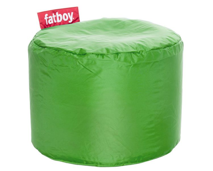 Image Fatboy Point Pouf-groen