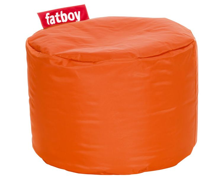 Image Fatboy Point Pouf-oranje