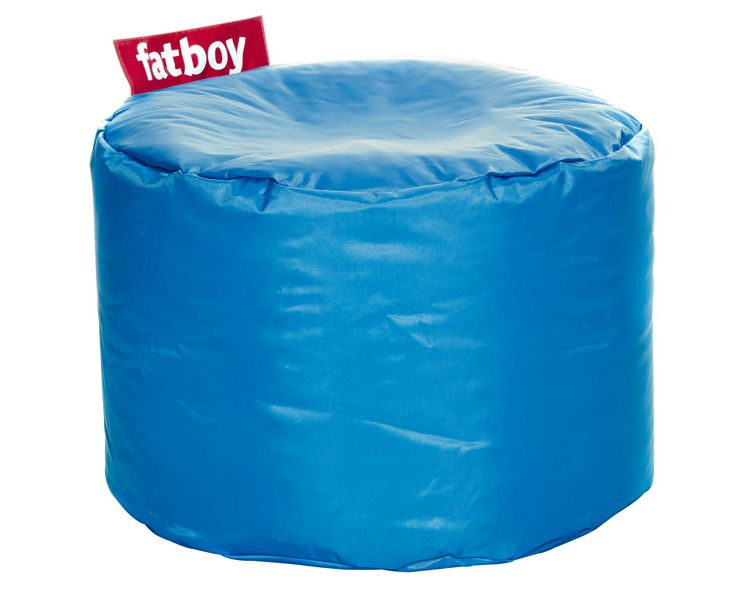Image Fatboy Point Pouf-petrol