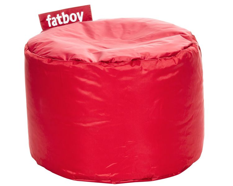 Image Fatboy Point Pouf-rood