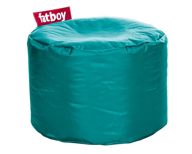 Image Fatboy Point Pouf-turquoise