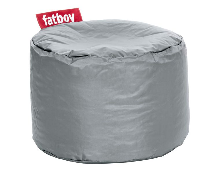 Image Fatboy Point Pouf-zilver