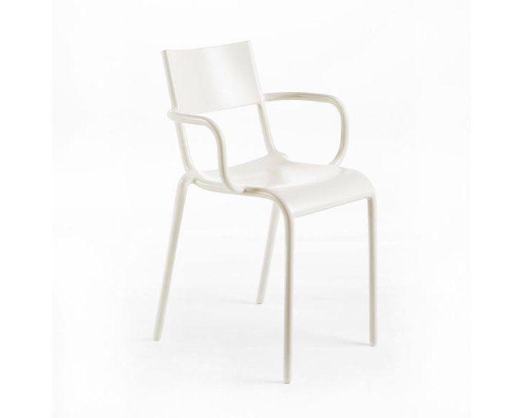 Image Kartell Generic A Stoel-wit