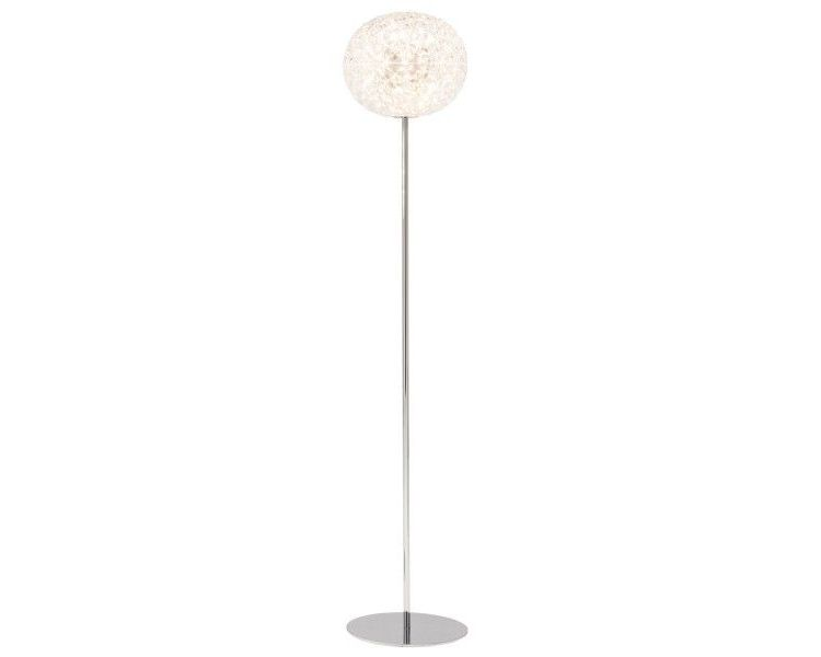 Image Kartell Planet High Led Vloerlamp -kristal