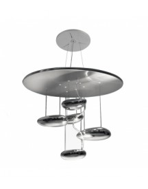 Artemide Mercury Mini Sospensione Suspension Hanglamp afbeelding