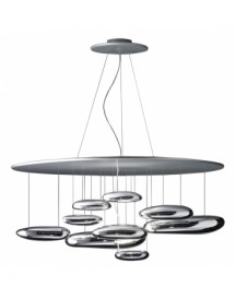 Artemide Mercury Sospensione Suspension Hanglamp afbeelding