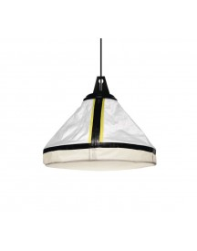 Diesel With Foscarini Drumbox Hanglamp-wit afbeelding