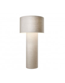 Diesel With Foscarini Pipe Vloerlamp-wit-media afbeelding
