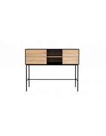 Ethnicraft Blackbird Console High Dressoir afbeelding