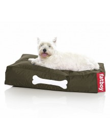 Fatboy Doggielounge Small-olijf Groen afbeelding