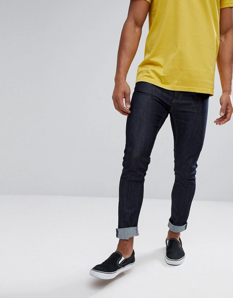 Image Cheap Monday Tight Rinse Skinny Jeans