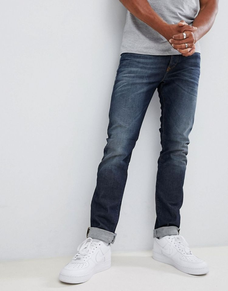 Image Diesel Buster Tapered Jeans 084zu