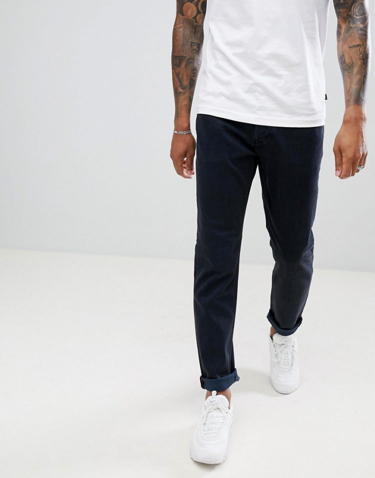 Image Diesel Larkee-beex Regular Tapered Jeans 084nk