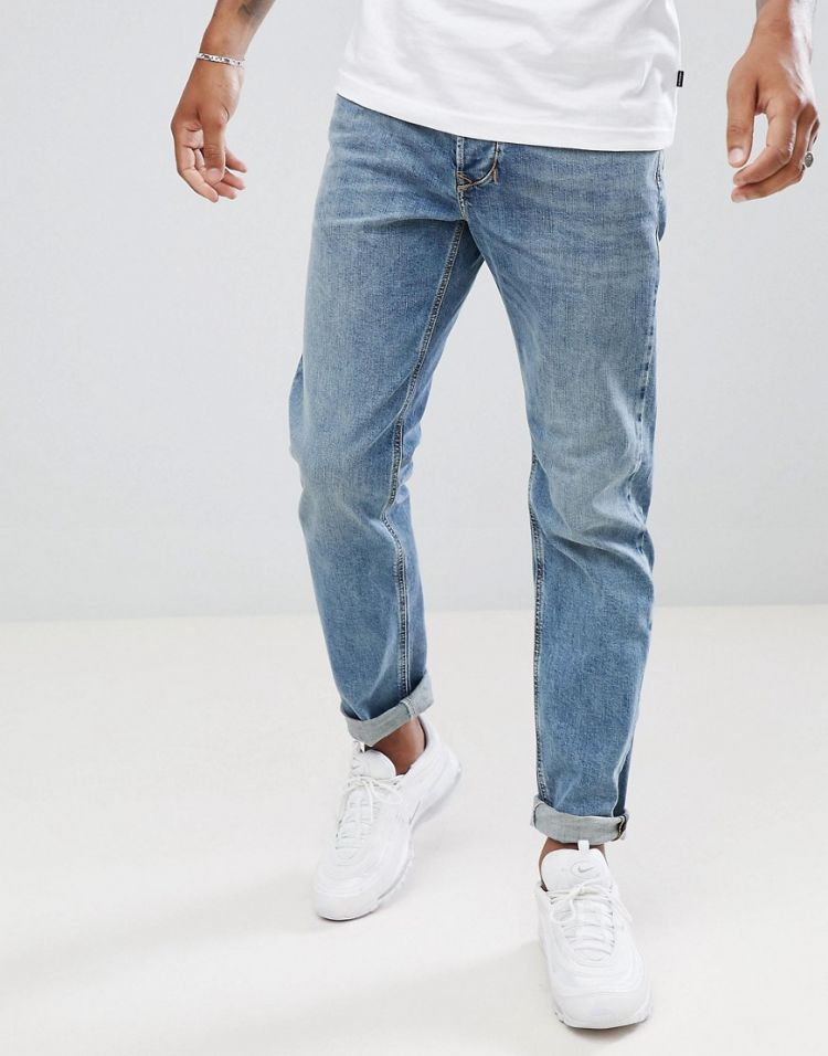 Image Diesel Larkee-beex Regular Tapered Jeans 084ux