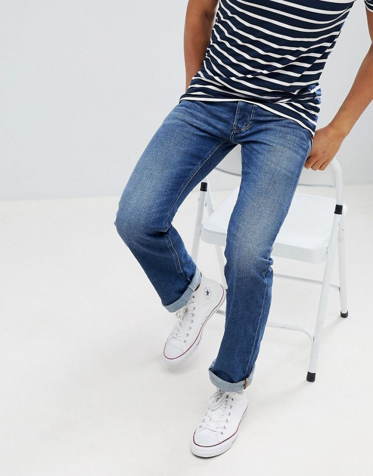 Image Diesel Larkee Relaxed Jeans 084uh