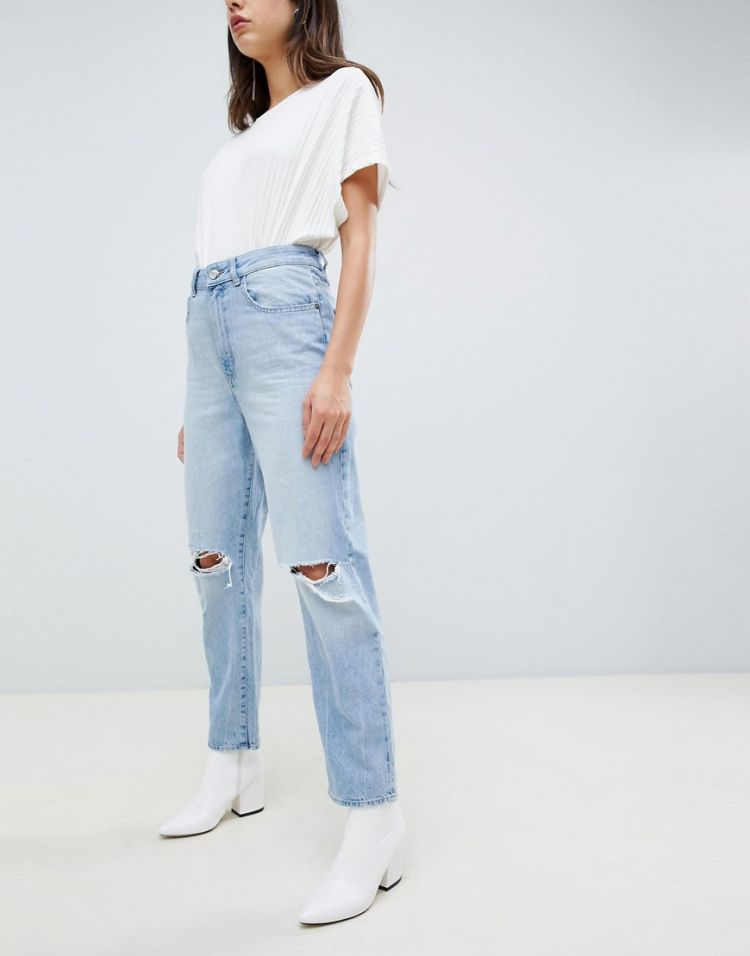 Image Dl1961 Susie High Rise Tapered Leg Jean