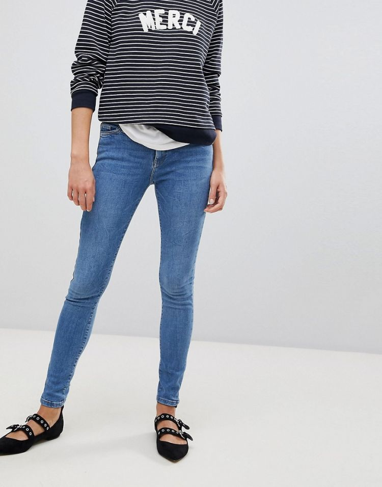 Image Esprit Organic Skinny Authentic
