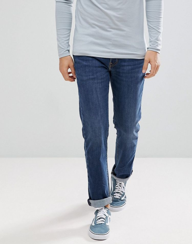 Image Levi's 511 Slim Fit Jeans Crocodile Adapt