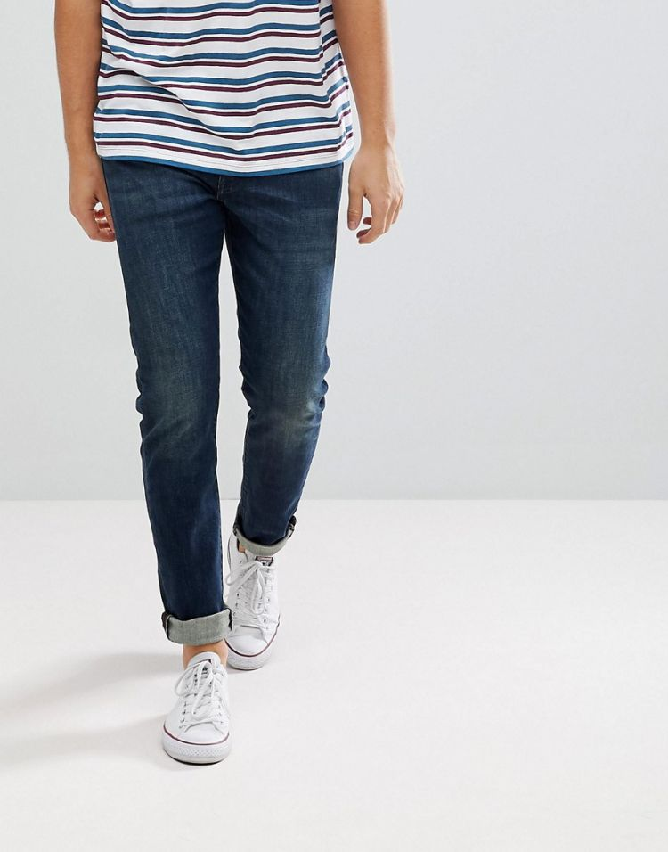 Image Levi's 511 Slim Fit Jeans Paul Thermadapt