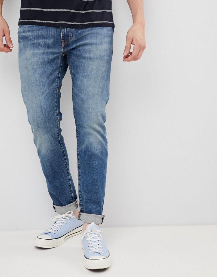 Image Levi's 512 Slim Tapered Jeans In Zonkey