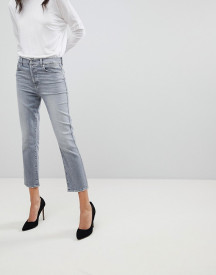 7 For All Mankind Edie High Waist Slim Jeans afbeelding