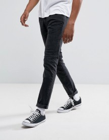 Abercrombie & Fitch Skinny Fit Jeans In Grey Stretch afbeelding