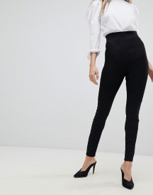 Asos Design 'sculpt Me' Premium Jeans With Side Zip And Flat Front afbeelding