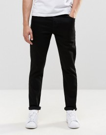 Asos Skinny 'lawrence' Jeans In Black afbeelding