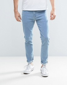 Asos Skinny Jeans In Light Blue afbeelding