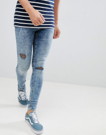Blend Flurry Muscle Fit Jeans In Blue Black afbeelding