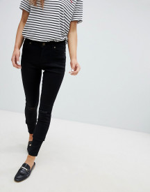 Brave Soul Jenny Skinny Jeans With Knee Rip afbeelding