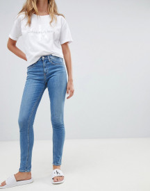 Calvin Klein High Rise Skinny Jeans afbeelding