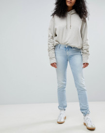Calvin Klein Mid Rise Straightcut Jeans afbeelding