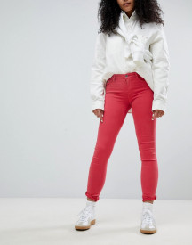Calvin Klein Midrise Coral Skinny Jeans afbeelding