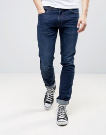 Casual Friday Slim Fit Jeans In Indigo afbeelding