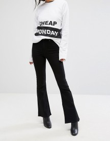 Cheap Monday High Flare Jeans afbeelding