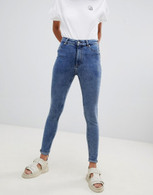 Cheap Monday High Spray Skinny Jeans afbeelding