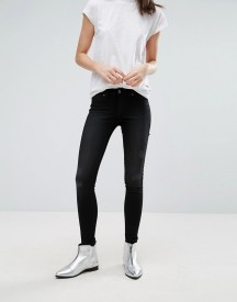 Cheap Monday Mid Spray Laddered Skinny Jeans afbeelding