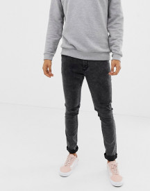Cheap Monday Skinny Jeans In Black afbeelding