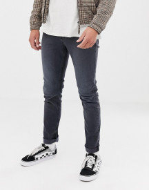 Cheap Monday Slim Tapered Jeans In Grey afbeelding