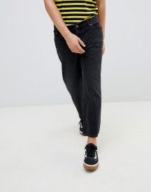 Cheap Monday Straight Fit Jeans In Black afbeelding