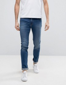 Cheap Monday Tight Jeans Pop Blue Wash afbeelding