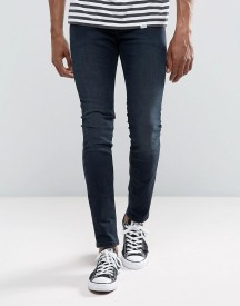Cheap Monday Tight Skinny Jeans Blue Listed afbeelding