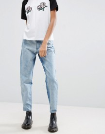 Chorus Contrast Panelling Mom Jeans afbeelding