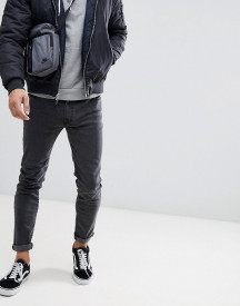 D-struct Skinny Clean Black Jeans afbeelding