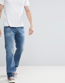 Diesel Larkee Jeans In Light Sand Washed afbeelding